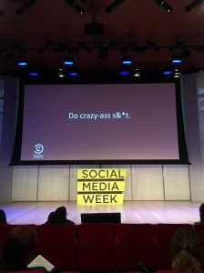 Social Media Week NYC Comedy Central