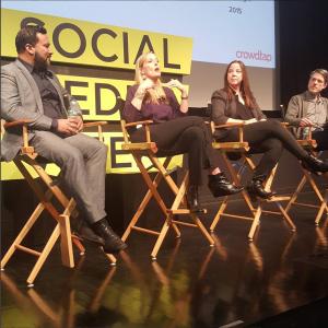 Social Media Week NYC Panel